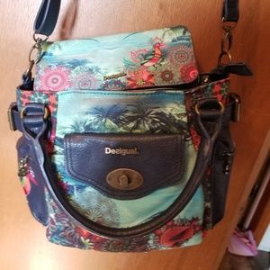 Crossbody with matching wallet
